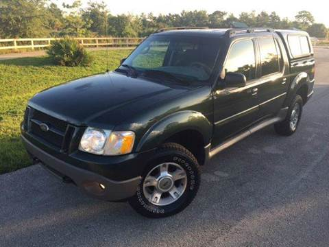 2003 Ford Explorer Sport Trac for sale in Pompano Beach, FL