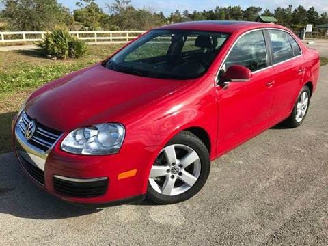 2008 Volkswagen Jetta for sale in Pompano Beach, FL