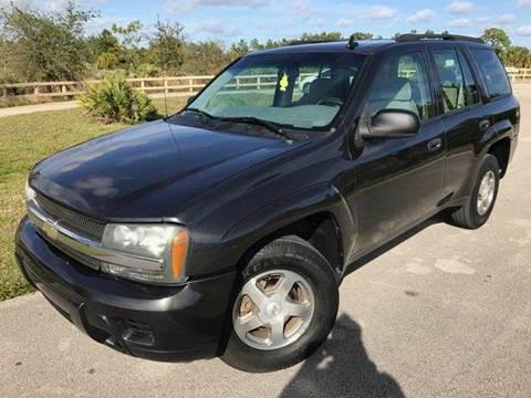 2006 Chevrolet TrailBlazer for sale in Pompano Beach, FL
