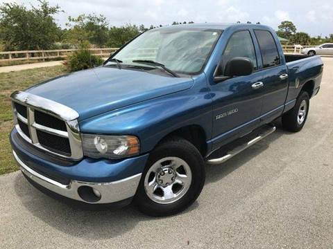 2004 Dodge Ram Pickup 1500 for sale in Pompano Beach, FL