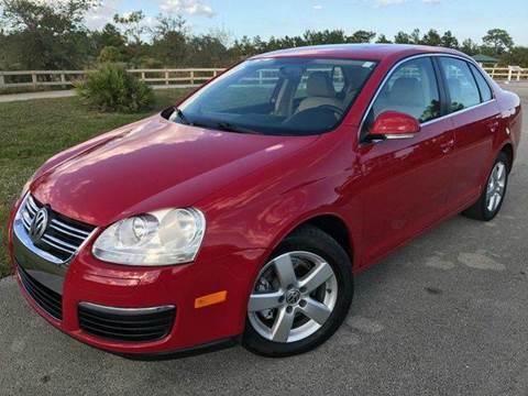 2009 Volkswagen Jetta for sale in Pompano Beach, FL