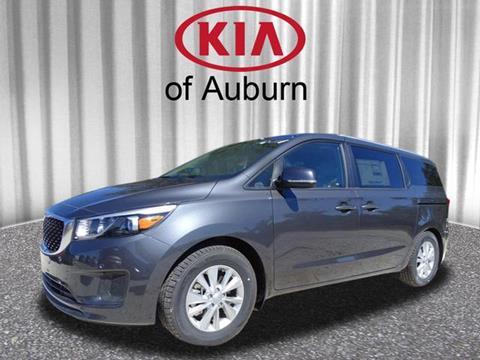 2017 Kia Sedona for sale in Auburn, AL