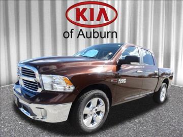 2015 RAM Ram Pickup 1500 for sale in Auburn, AL