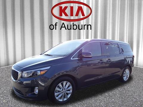 2015 Kia Sedona for sale in Auburn, AL