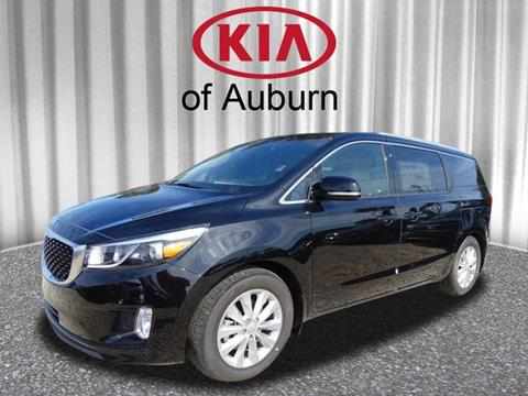 2017 Kia Sedona for sale in Auburn, AL