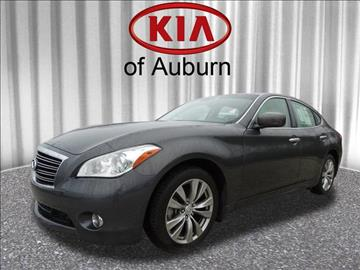 2013 Infiniti M37 for sale in Auburn, AL