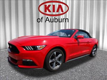 2016 Ford Mustang for sale in Auburn, AL