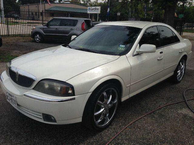 2005 Lincoln LS for sale in Houston TX