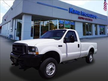 2004 Ford F-250 Super Duty for sale in East Providence, RI