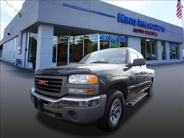 2005 GMC Sierra 1500 for sale in East Providence, RI