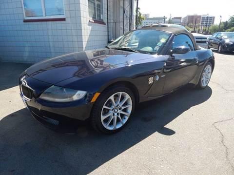 2007 BMW Z4 for sale in Fresno, CA