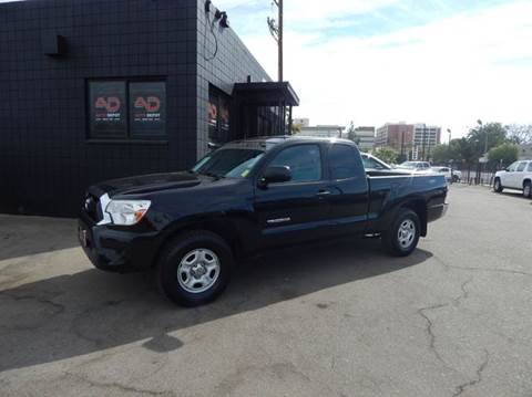 2012 Toyota Tacoma for sale in Fresno, CA