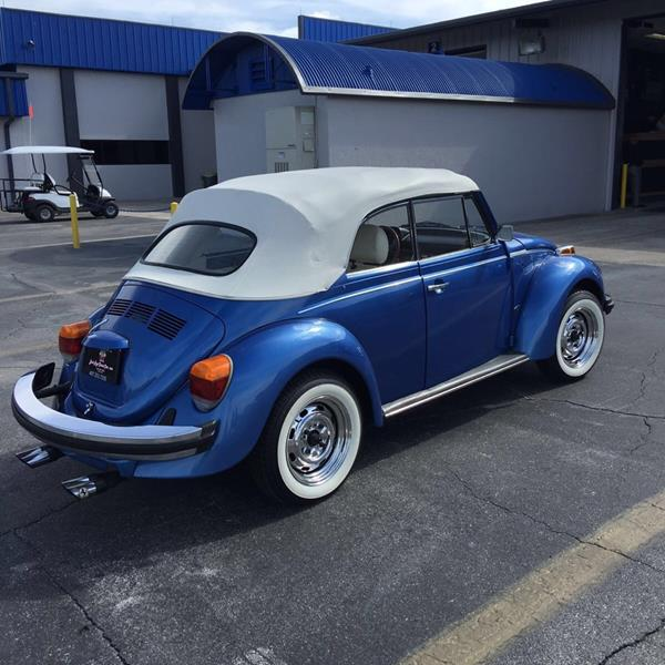 Volkswagen Bug For Sale: 1974 Volkswagen Beetle For Sale