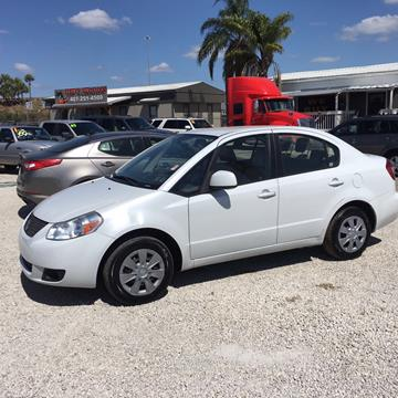 2010 Suzuki SX4 for sale in Orlando, FL