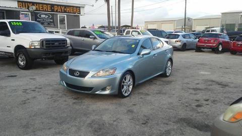 2006 Lexus IS 250 for sale in Orlando, FL