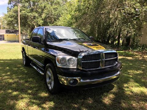 2007 Dodge Ram Pickup 1500 for sale in Orlando, FL