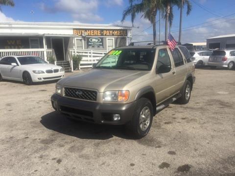 2001 Nissan Pathfinder for sale in Orlando, FL
