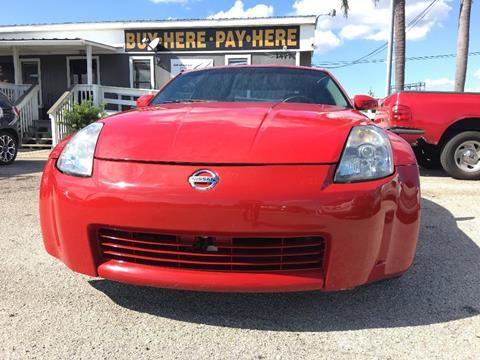 2003 Nissan 350Z for sale in Orlando, FL