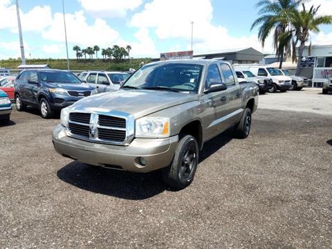 2007 Dodge Dakota for sale in Orlando, FL