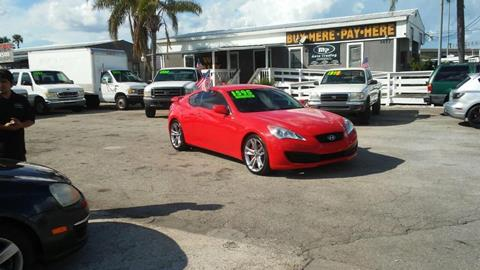 2011 Hyundai Genesis Coupe for sale in Orlando, FL