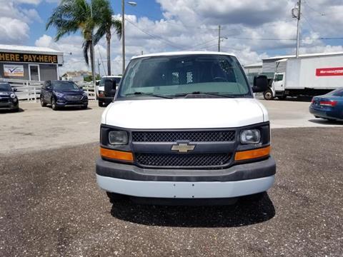 2008 Chevrolet Express Passenger for sale in Orlando, FL