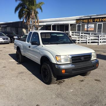 1998 Toyota Tacoma for sale in Orlando, FL