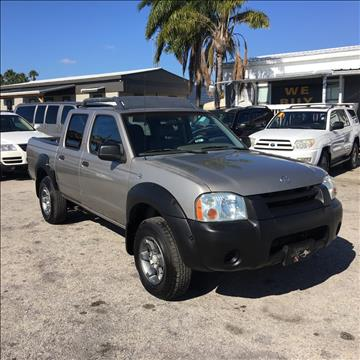 2001 Nissan Frontier for sale in Orlando, FL