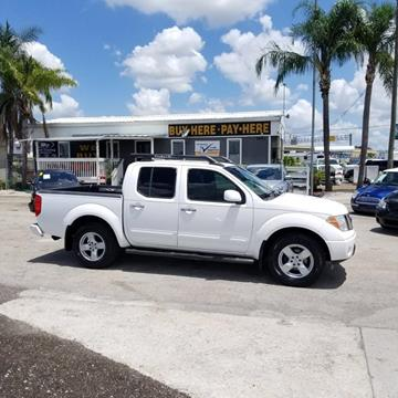 2005 Nissan Frontier for sale in Orlando, FL