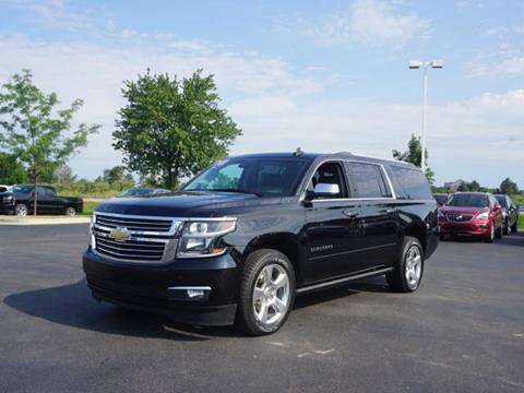 2015 Chevrolet Suburban for sale in Chelsea MI