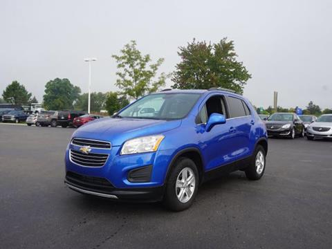 2016 Chevrolet Trax for sale in Chelsea MI