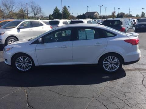 2015 Ford Focus for sale in Chelsea MI