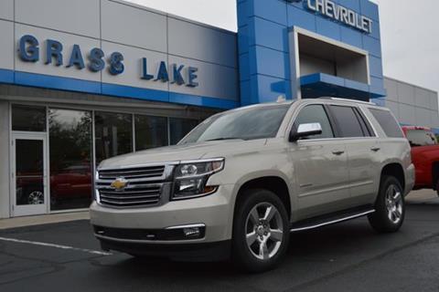 2017 Chevrolet Tahoe for sale in Chelsea MI