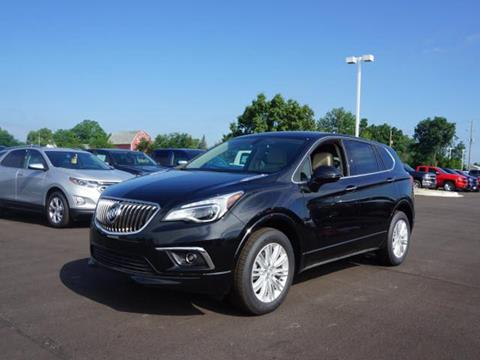 2017 Buick Envision for sale in Chelsea MI