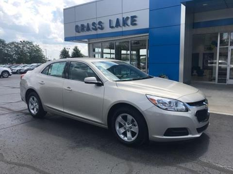 2016 Chevrolet Malibu Limited for sale in Chelsea MI