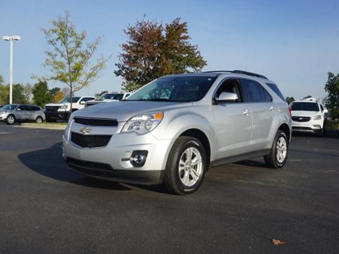 2010 Chevrolet Equinox for sale in Chelsea MI