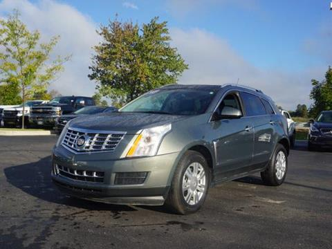 2013 Cadillac SRX for sale in Chelsea MI