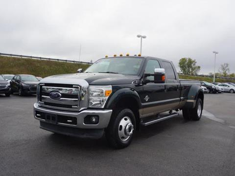 2012 Ford F-350 Super Duty for sale in Chelsea, MI