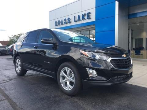 2018 Chevrolet Equinox for sale in Chelsea MI