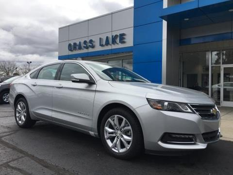2018 Chevrolet Impala for sale in Chelsea, MI
