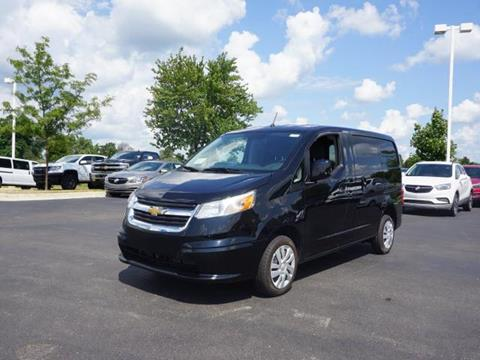 2015 Chevrolet City Express Cargo for sale in Chelsea, MI