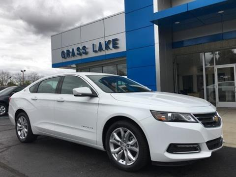 2018 Chevrolet Impala for sale in Chelsea MI