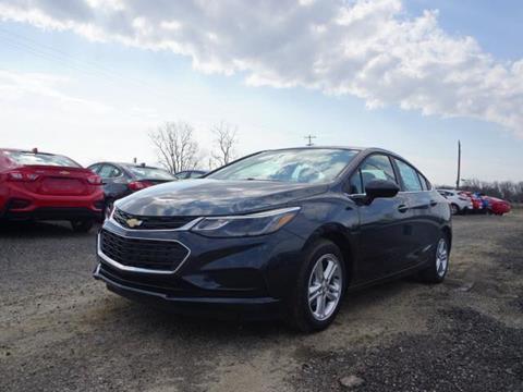 2017 Chevrolet Cruze for sale in Chelsea MI