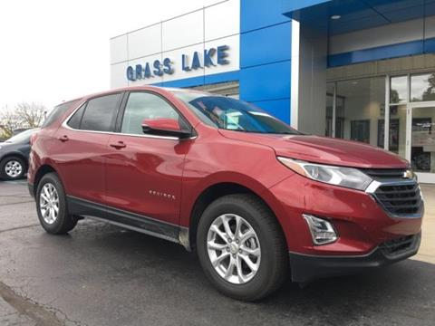 2018 Chevrolet Equinox for sale in Chelsea, MI