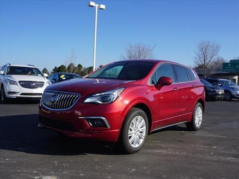 2017 Buick Envision for sale in Chelsea, MI
