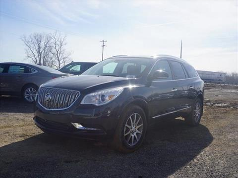2017 Buick Enclave for sale in Chelsea MI