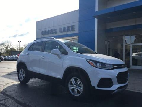2017 Chevrolet Trax for sale in Chelsea MI