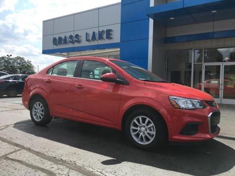 2017 Chevrolet Sonic for sale in Chelsea, MI