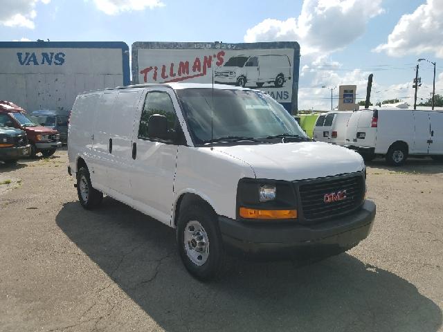 2013 GMC Savana Cargo 2500 3dr Cargo Van w/ 1WT - Indianapolis IN