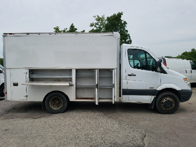 2007 Freightliner UTILITY BOX TFRUCK  - Indianapolis IN