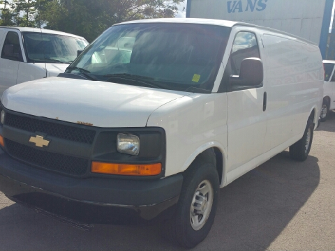 2008 Chevrolet Express Cargo for sale in Indianapolis, IN